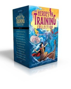 Heroes in Training Olympian Collection (Bks 1 - 12)