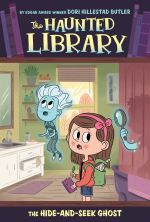 Haunted Library 8
