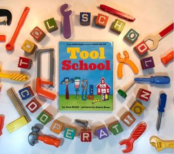 1 Tool School Joan Holub James Dean Scholastic image